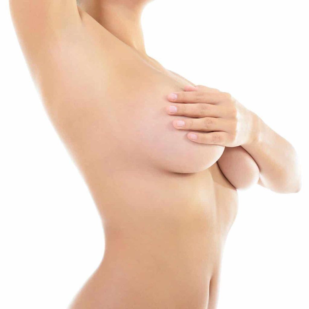 smerter etter brystreduksjon
